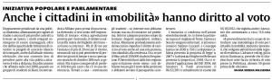 Articolo La Sicilia - 5 Nov 2012