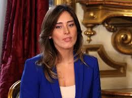 Il Ministro delle Riforme MariaElena Boschi