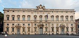 Palazzo della Corte Costituzionale Italiana