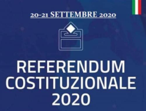 Referendum 20-21 settembre 2020: come votare fuori sede