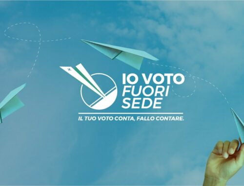 Il tuo voto conta, fallo contare!